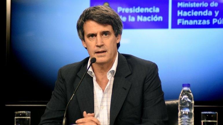 Alfonso Prat Gay afuera del Gobierno