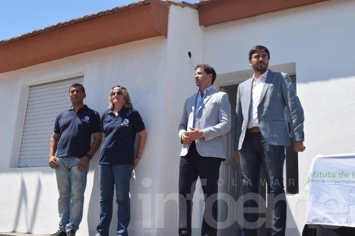 Galli y Van Tooren encabezan una nueva entrega de viviendas