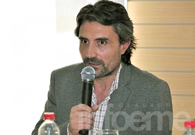 Curtoni se sumó a la gestión de Tassara en Rectorado