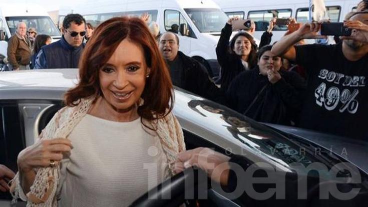 La Justicia procesó a Cristina Kirchner