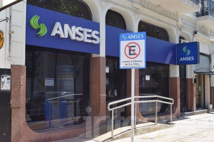 Anses se traslada y funcionará sobre la calle Rivadavia