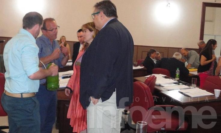 Intensas negociaciones antes del tratamiento de la suba de Tasas