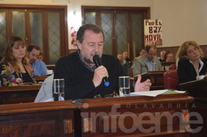 Explotación de canteras: Bloques del FPV presentan un proyecto de ordenanza