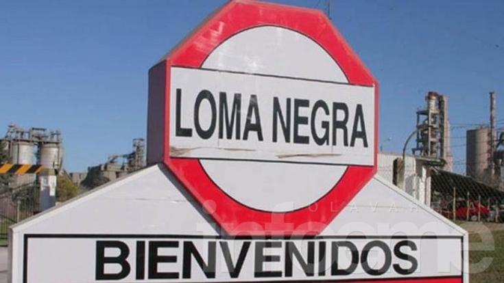 Loma Negra informó que pagó 100 millones de impuesto a la piedra