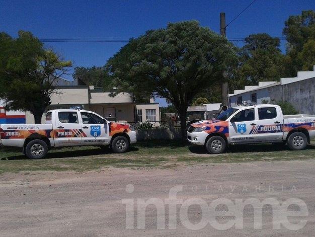 Dos detenidos por un importante robo de hacienda en Laprida
