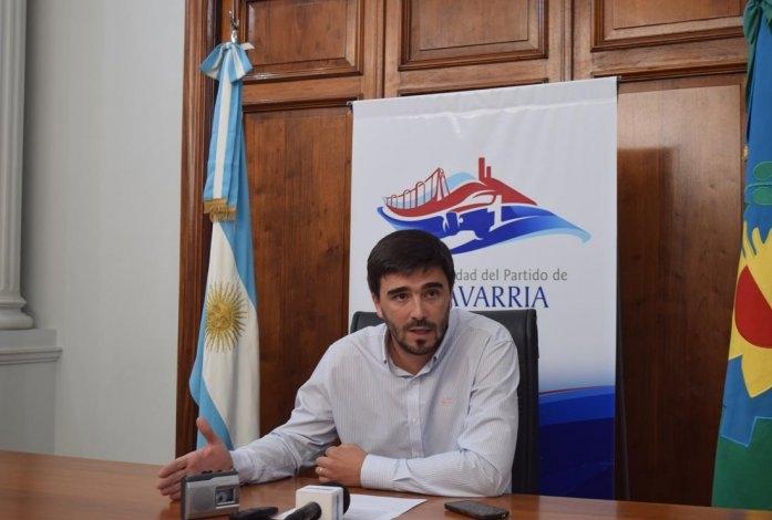 """Ezequiel Galli: """"Cometimos errores pero no reventamos las arcas municipales"""""""
