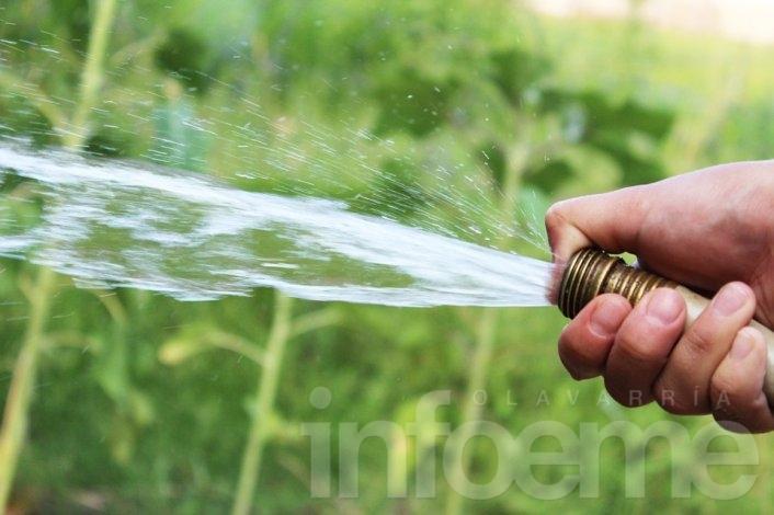 Coopelectric recomienda hacer un uso racional del agua durante el verano