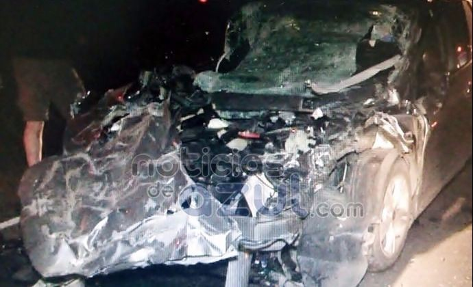 Otro accidente fatal en la Ruta 3