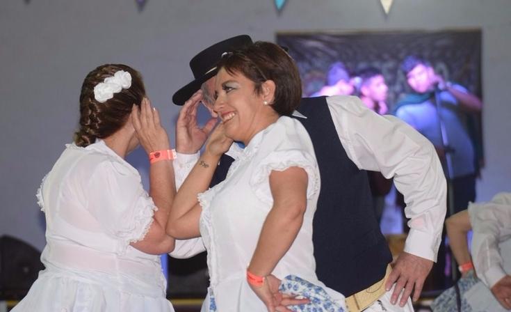 Se puso en marcha el Festival Nacional de Doma y Folclore en Olavarría