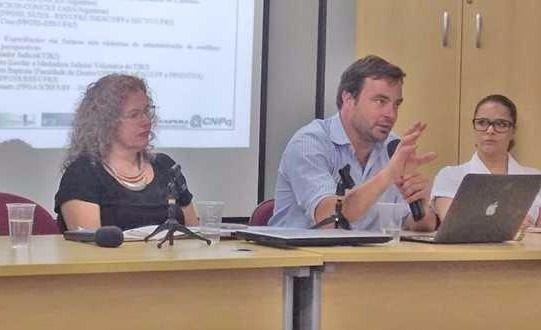 Investigador olavarriense participó de intercambio científico en Río de Janeiro