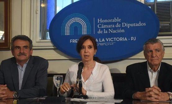 """Cristina, tras pedido de desafuero: """"Macri es el director de la orquesta y Bonadio ejecuta la partitura judicial"""""""