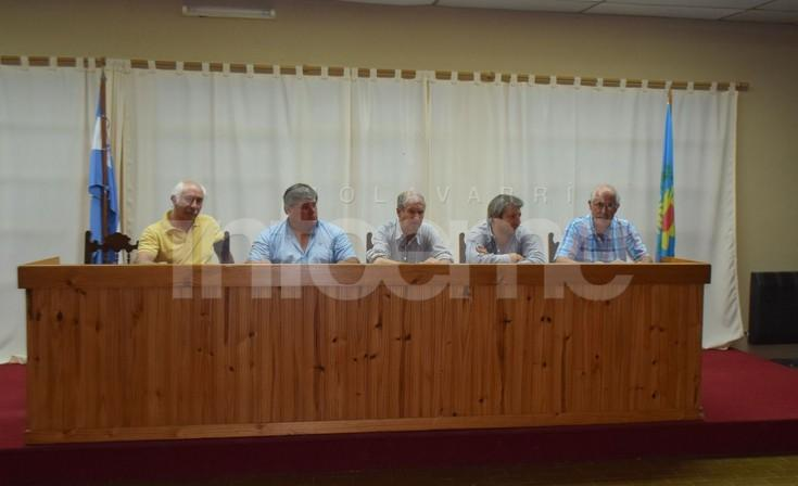 Mesa Agropecuaria y Productores Rurales encabezaron Asamblea por el estado de caminos rurales
