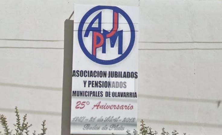Bolsas de Fin de Año de la Asociación de Jubilados Municipales