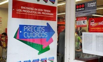 Precios Cuidados: Suman 130 productos y autorizan un aumento del 4,2%