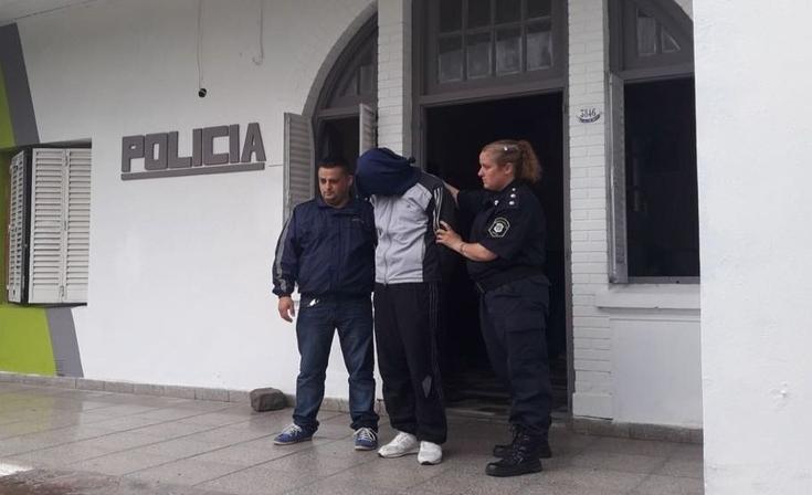 Se entregó el acusado de asesinar al joven