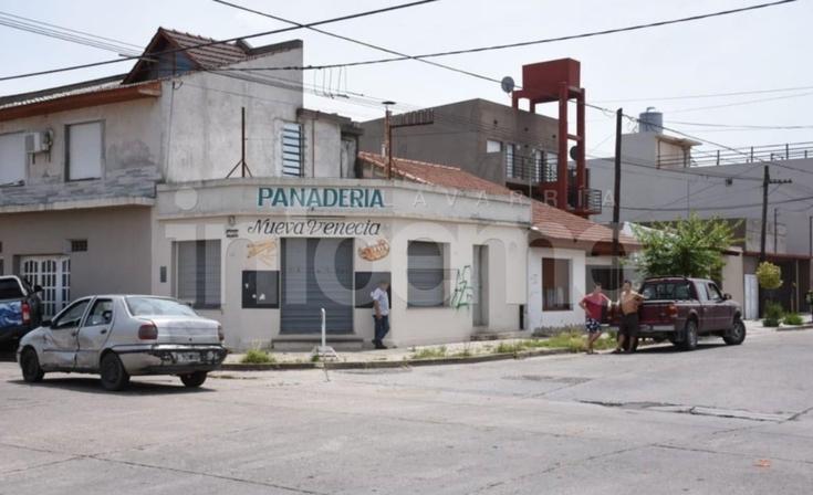Accidente en barrio Sarmiento: una mujer herida