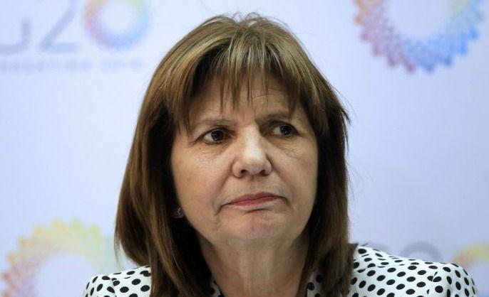 """Patricia Bullrich: """"si pasan hambre tienen comedores"""""""