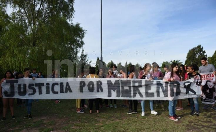 """Marcha por Morena Brendel: """"Tenemos que ver cómo actúa la justicia con la menor"""""""
