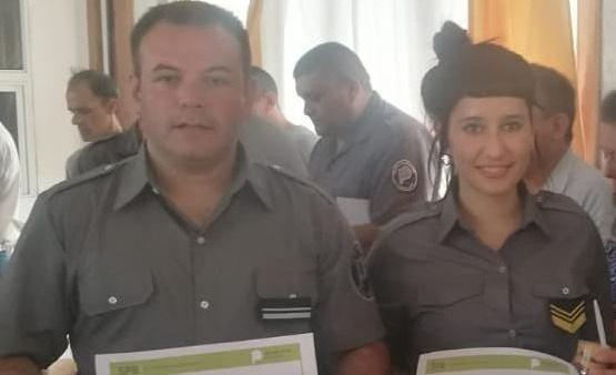 Agentes de la Unidad 38 reconocidos por su labor inclusiva