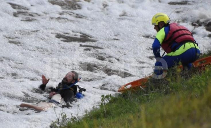 Encontraron sin vida al hombre que era buscado en el arroyo Tapalqué