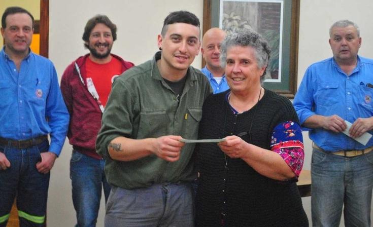 Fundación Loma Negra entregará créditos a emprendedores locales