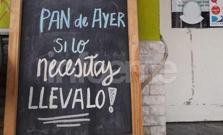 Olavarrienses solidarios: donan pan a quienes lo necesiten