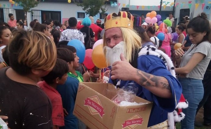 """Más imágenes del festejo de la """"16 de Agosto"""""""