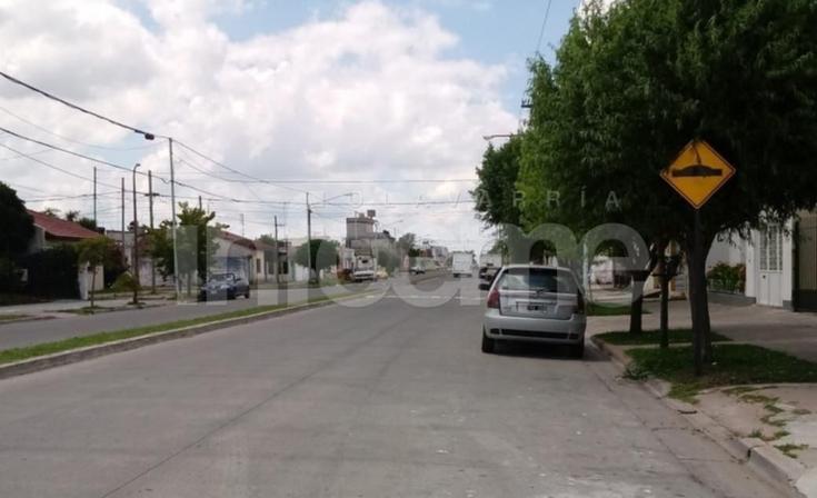 Vecinos destacaron la colocación de un limitador de velocidad