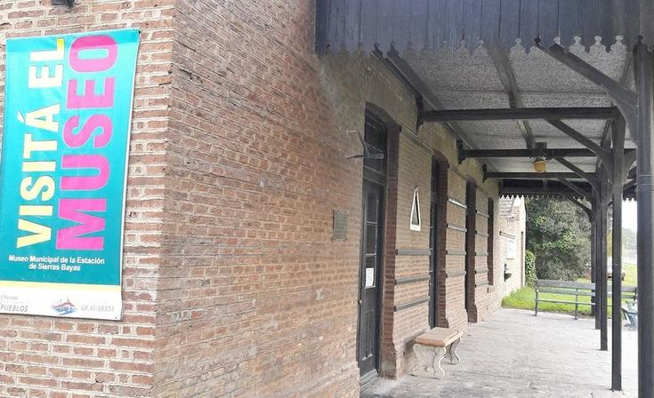 Proyecto de conservación en el Museo de la Estación de Sierras Bayas