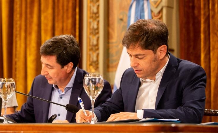 La provincia de Buenos Aires busca posponer el pago de bonos