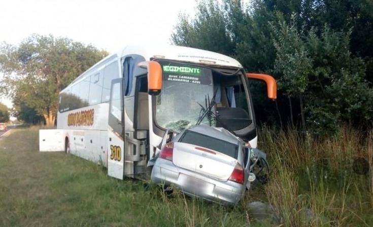 Fatal accidente a pocos kilómetros de La Plata