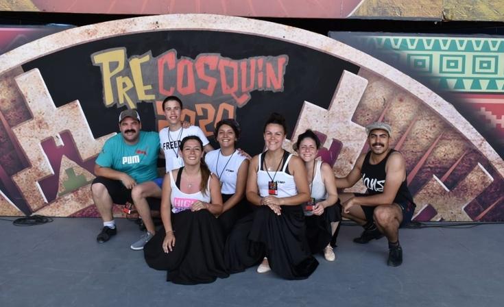 La final del pre Cosquín contará con la participación de bailarines olavarrienses
