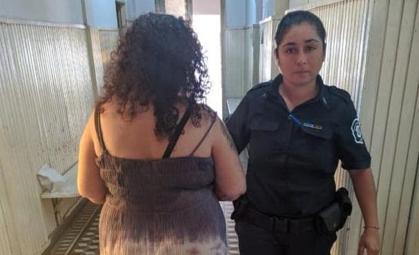 Atrapan a una mechera que había robado en conocido local céntrico