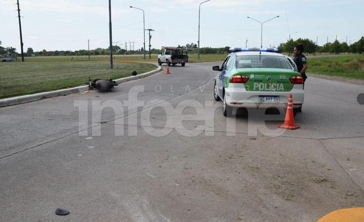 Violento accidente en uno de los ingresos a la ciudad: dos mujeres heridas