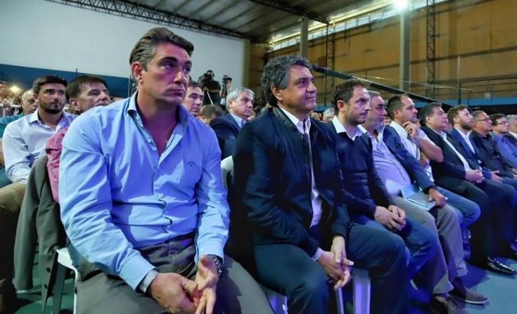 Galli presente en el lanzamiento del plan de Kicillof para arreglar escuelas