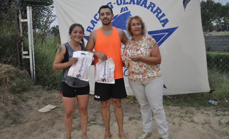 """Masson y Acosta alzaron la Copa """"Camino a los 102 años"""""""