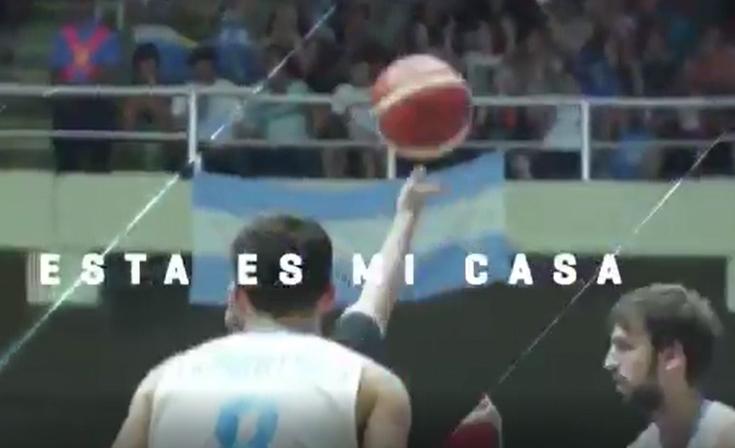 """""""Esta es mi casa"""": el anuncio de la CABB para los juegos en Olavarría"""
