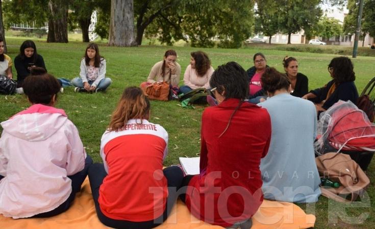 Rumbo al 8M: el debate se puso en marcha en Olavarría