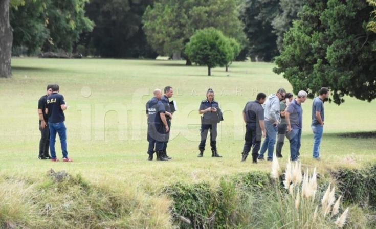 Hallaron el cuerpo de un hombre en el arroyo Tapalqué