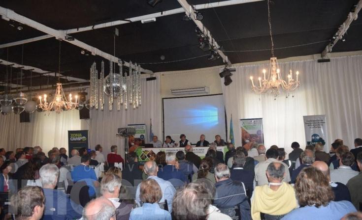 El consejo directivo de Carbap se reúne en Olavarría