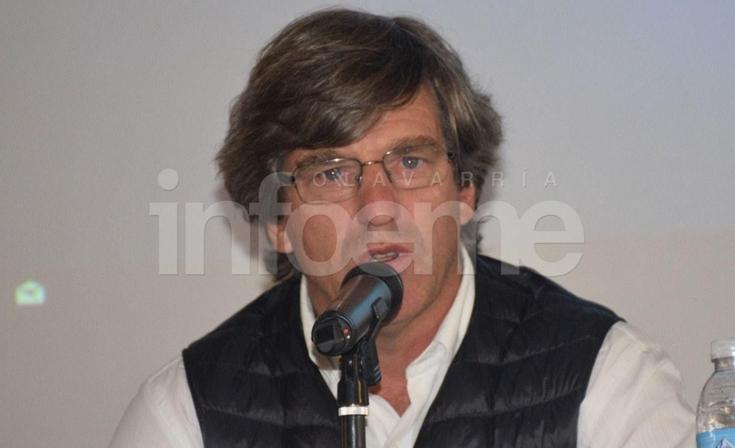 """Matías de Velazco: """"Sabemos que la alternativa de voto no es el kirchnerismo"""""""
