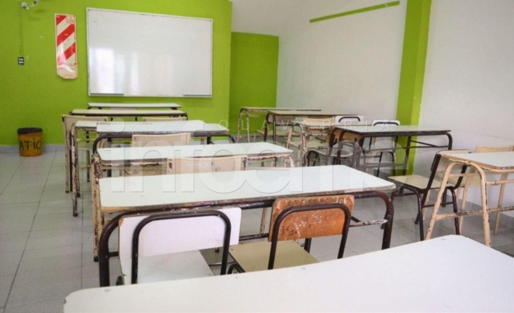 Escuela Nº 51: cursos que tendrán clases normalmente