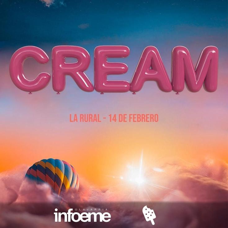 Ganadores de las entradas para la Cream