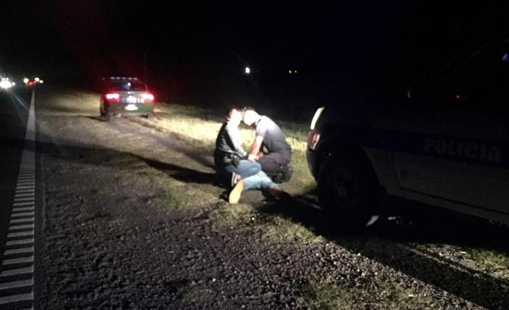Detuvieron a un joven acusado de robar y atar a un chico en Sierras Bayas