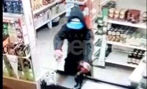 Delincuente armado asaltó un comercio en el barrio Belén