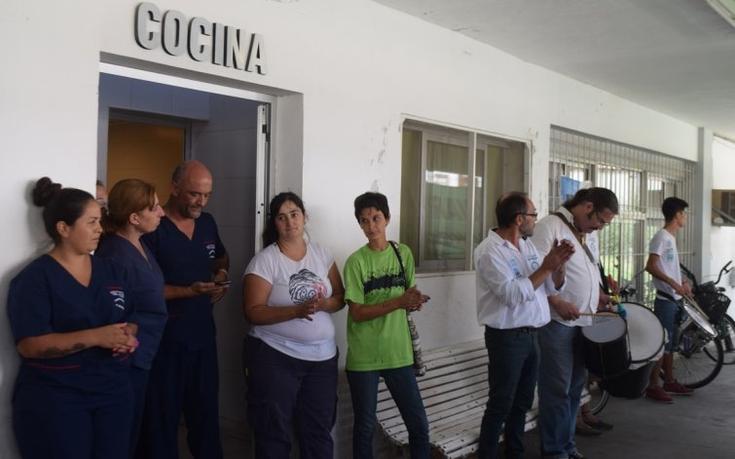 Hospital: el Sindicato de Municipales se reunirá con el Intendente