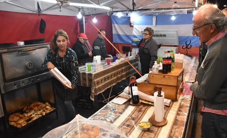 """Con comida y espectáculos pasó la segunda noche de """"Sabores del Mundo"""""""