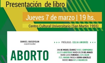 Será el jueves 7 de marzo a las 19 en el espacio ubicado en San Martín  1955. La publicación aborda los aspectos normativos d5ec5f7d32f4e