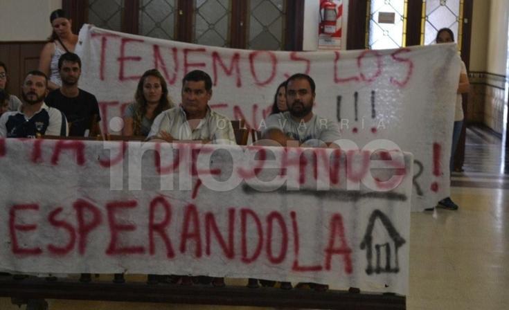 Vecinos del barrio ETA presentaron  una carta al Concejo Deliberante