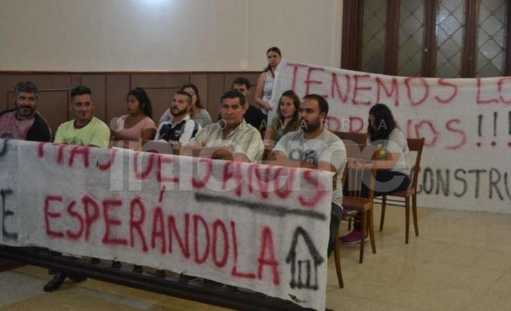 """Terrenos ETA: """"No hay compromiso ni responsabilidad del Gobierno"""""""